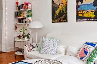 Ideas to decorate your new apartment
