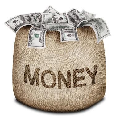 money image, duit untuk keluarga, gaji pertama, tips anak soleh