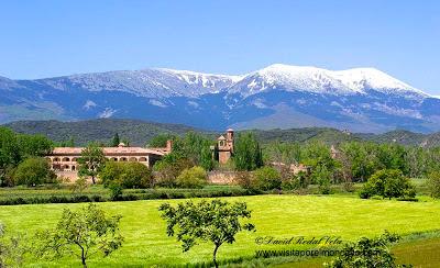 Monasterio de Veruela Moncayo Aragón Cister