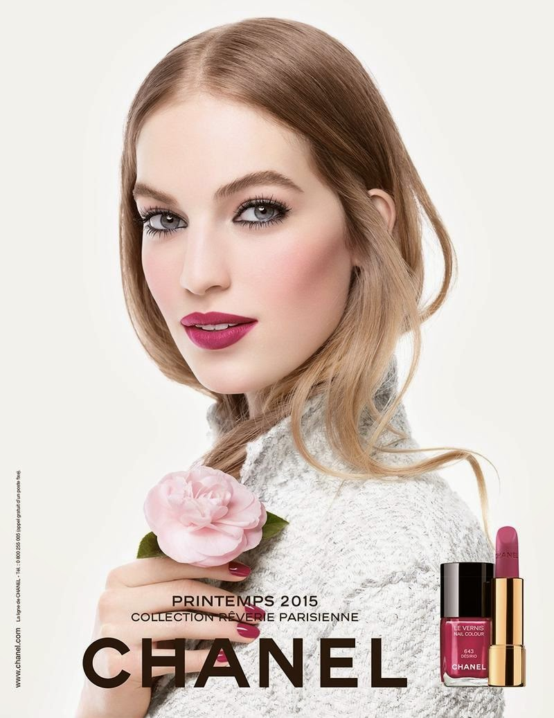 Smartologie chanel 39 reverie parisienne 39 spring 2015 for Jardin de chanel blush 2015 kaufen