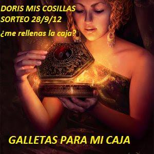 SORTEO DORIS MIS COSILLAS