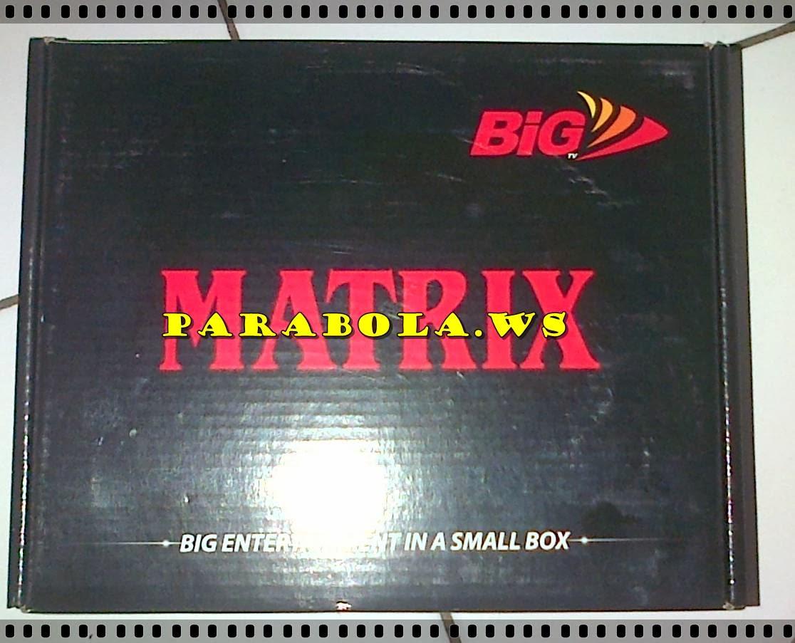 receiver matrix big tv