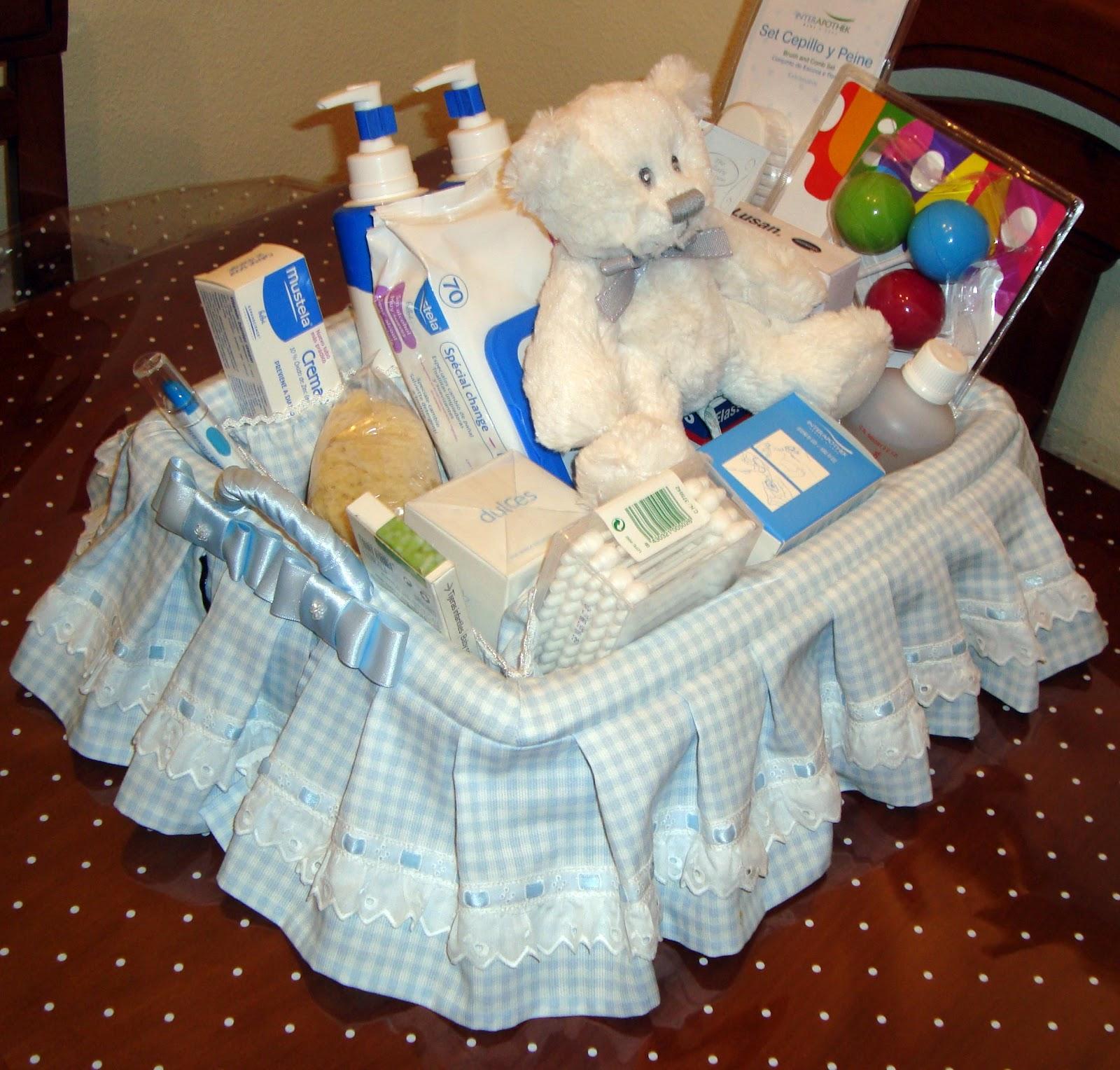 Canastillas y primores marzo 2012 - Canastillas para bebes ...