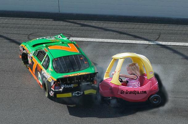 Nascar cartoons | Racing Forums Funny Nascar Crashes