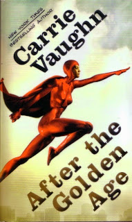 Front cover of After the Golden Age by Carrie Vaughn