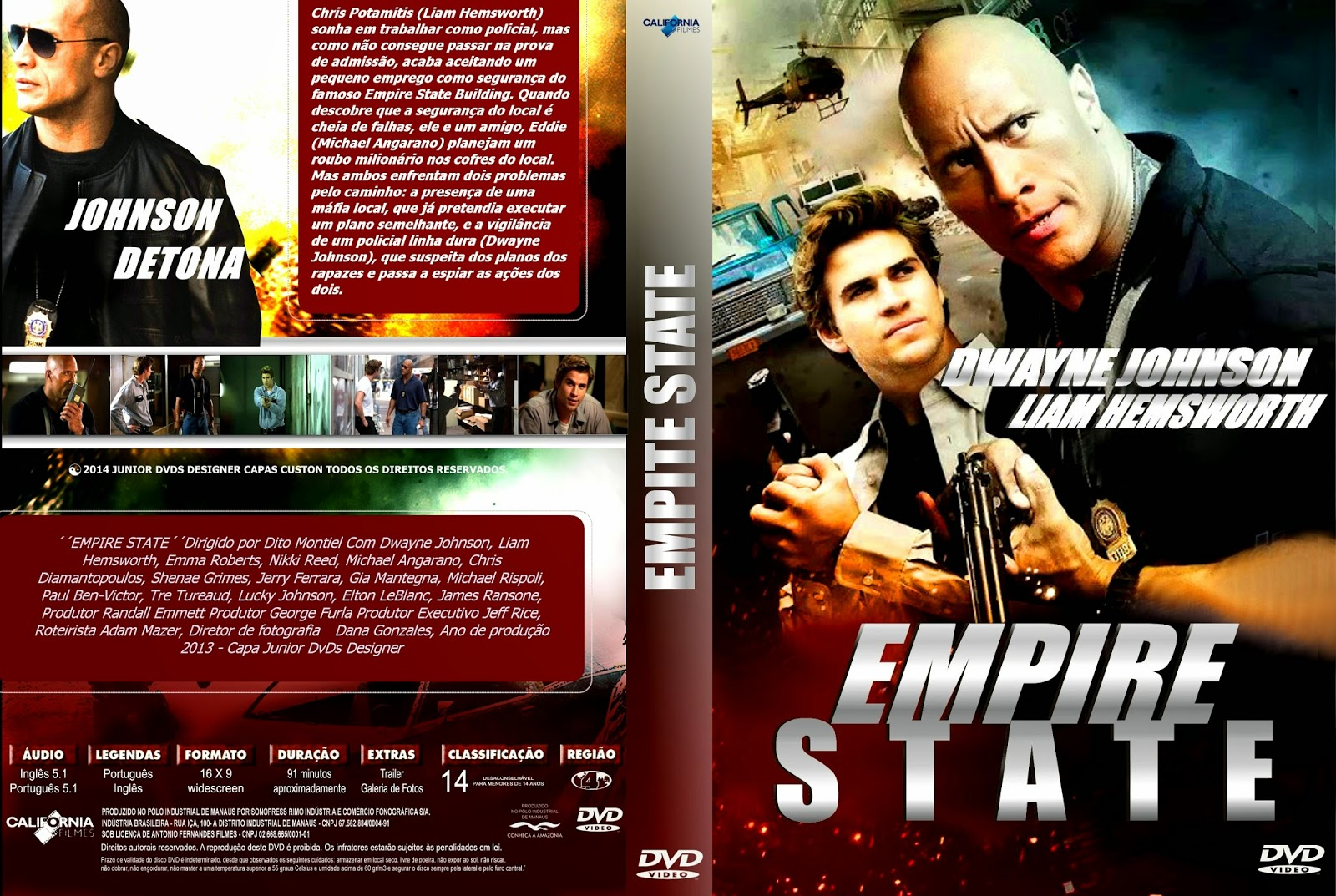 Go Back  gt  Images For  gt  Empire State Dvd CoverEmpire State Dvd Cover