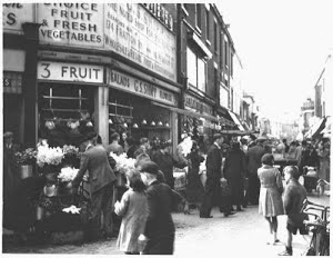 Charlotte Street as it used to be!