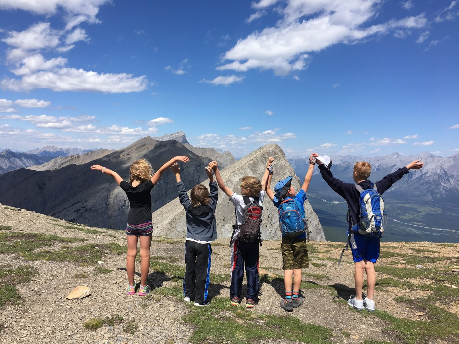 Join our Mighty Mountain Kids Group!