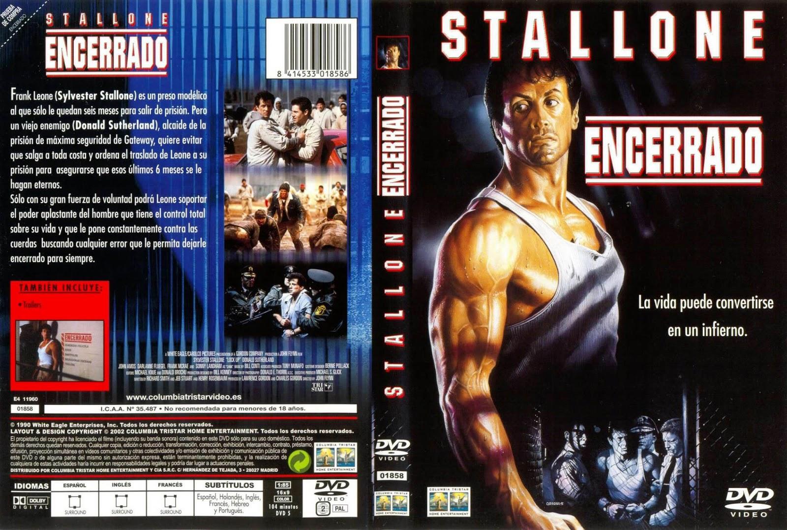 Encerrado DVD