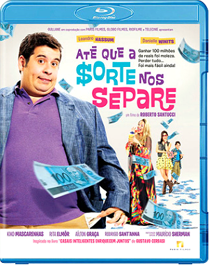 Filme Poster At que a Sorte nos Separe BDRip XviD &amp; RMVB Nacional