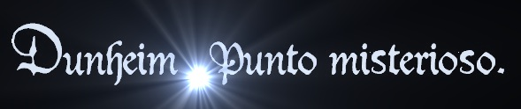 Dunheim: Punto misterioso