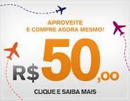 Passagens aereas nacionais promocionais