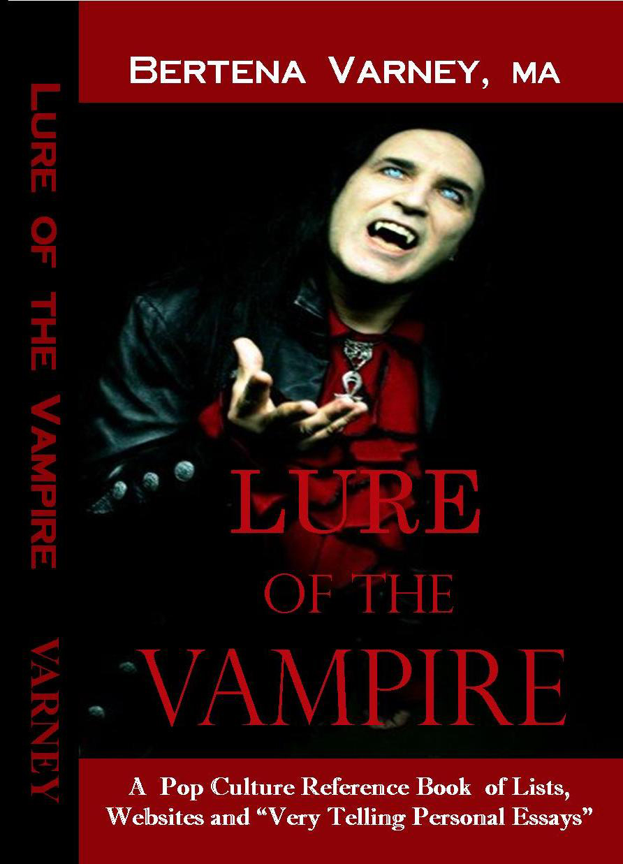 the vampire essay Perspectives a christian response to vampire obsession by hannah goodwyn cbncom senior producer cbncom - the twilight saga.