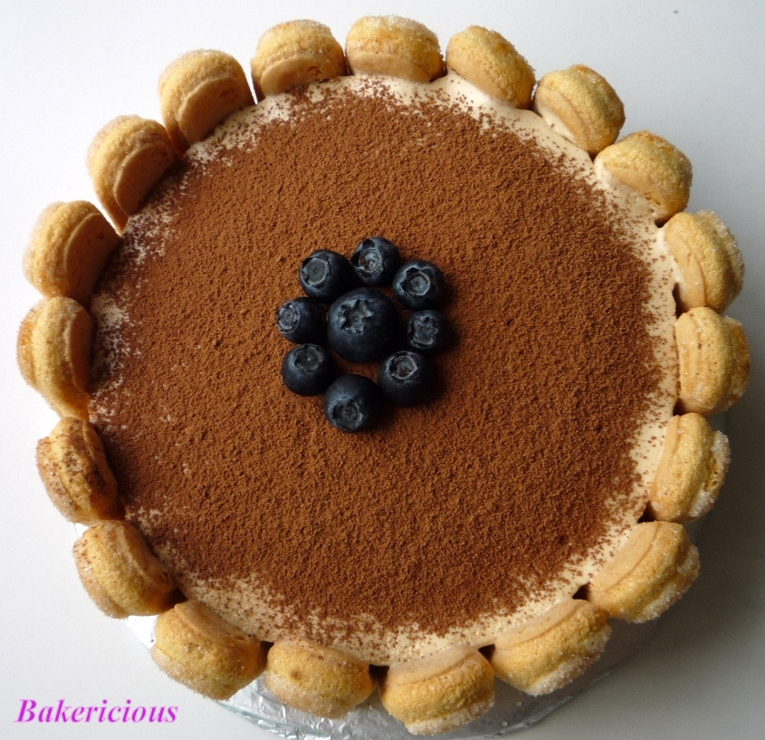 Bakericious: Dulce De Leche Mousse Cake
