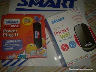SmartBro Wifi on the Go!