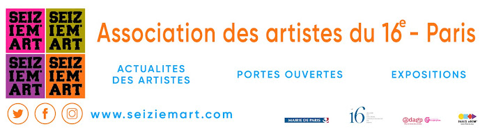 SEIZEIM'ART Association des Artistes du 16e - Paris