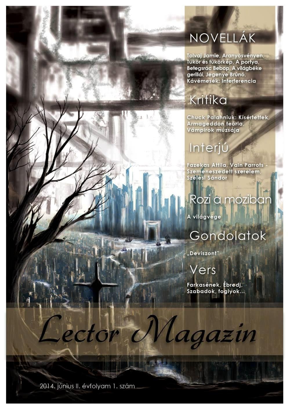 Lector Magazin 4. szám