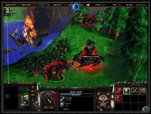 Warcraft iii parte