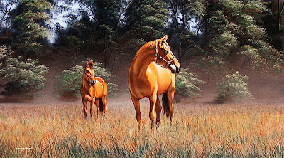 pinturas-al-oleo-caballos