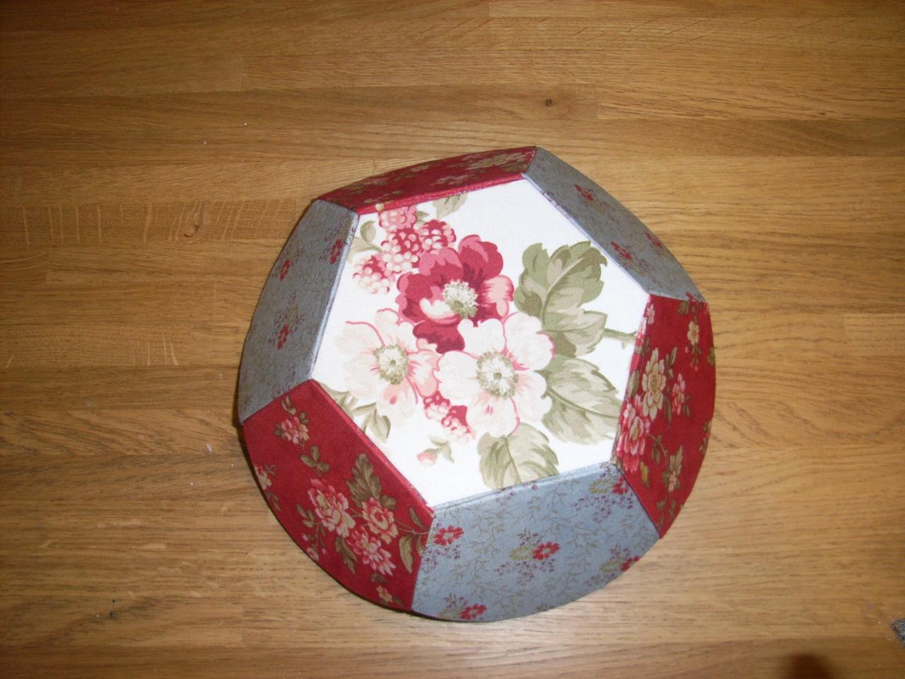 Как сделать тарелку из картона своими руками видео