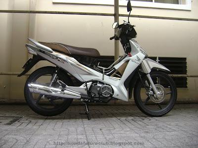 Honda Future X FI 01
