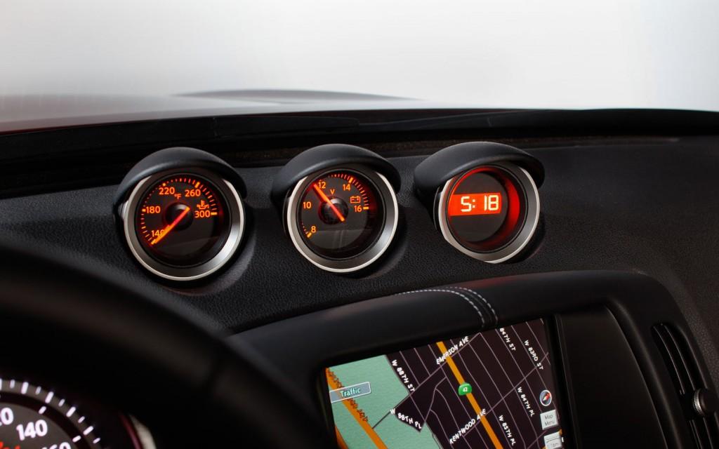 2013 Nissan 370Z facelift