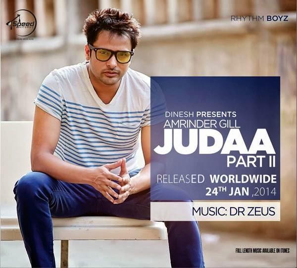 Review,Album,Judaa 2,Amrinder Gill