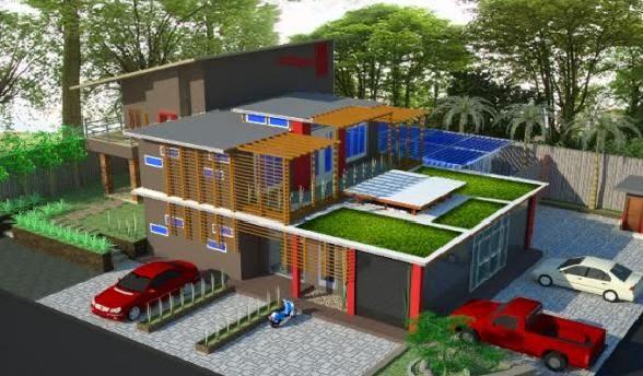 Desain Atap Rumah Minimalis Terbaru