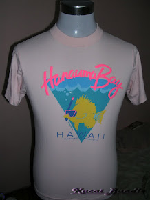 VINTAGE HANAUMA BAY HAWAII
