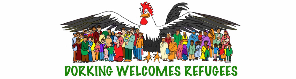 Dorking Welcomes Refugees