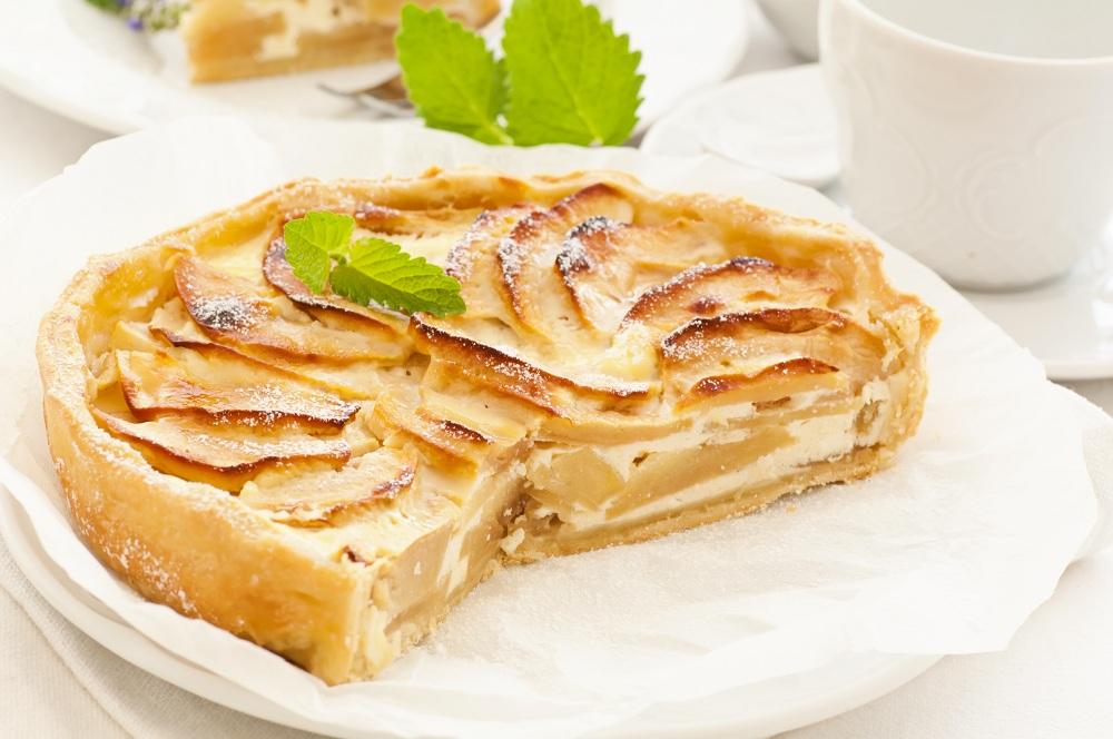 A tavola con mammazan ultima ricetta con gustissimo for Crostata di mele