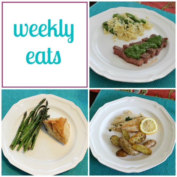 Weekly Eats: Spring Greens and Yellows | www.shealennon.com