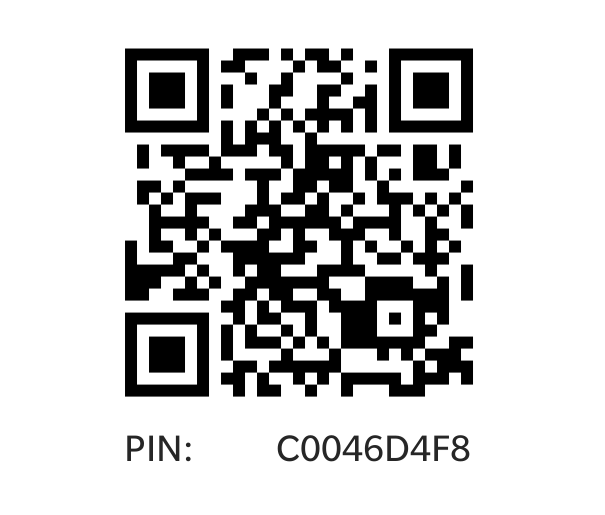 Add Pin Aku Ya...