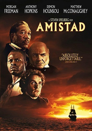 Amistad Blu-Ray Filmes Torrent Download capa
