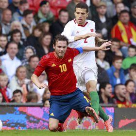Spain Olympics 2012