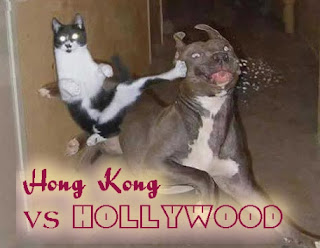 Hong Kong Vs. Hollywood