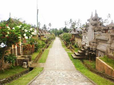 Desa adat Panglipuran