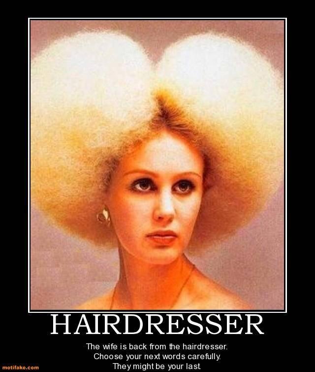 Hairdresser Quotes Quotesgram