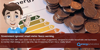 Government ignored smart meter fiasco warning