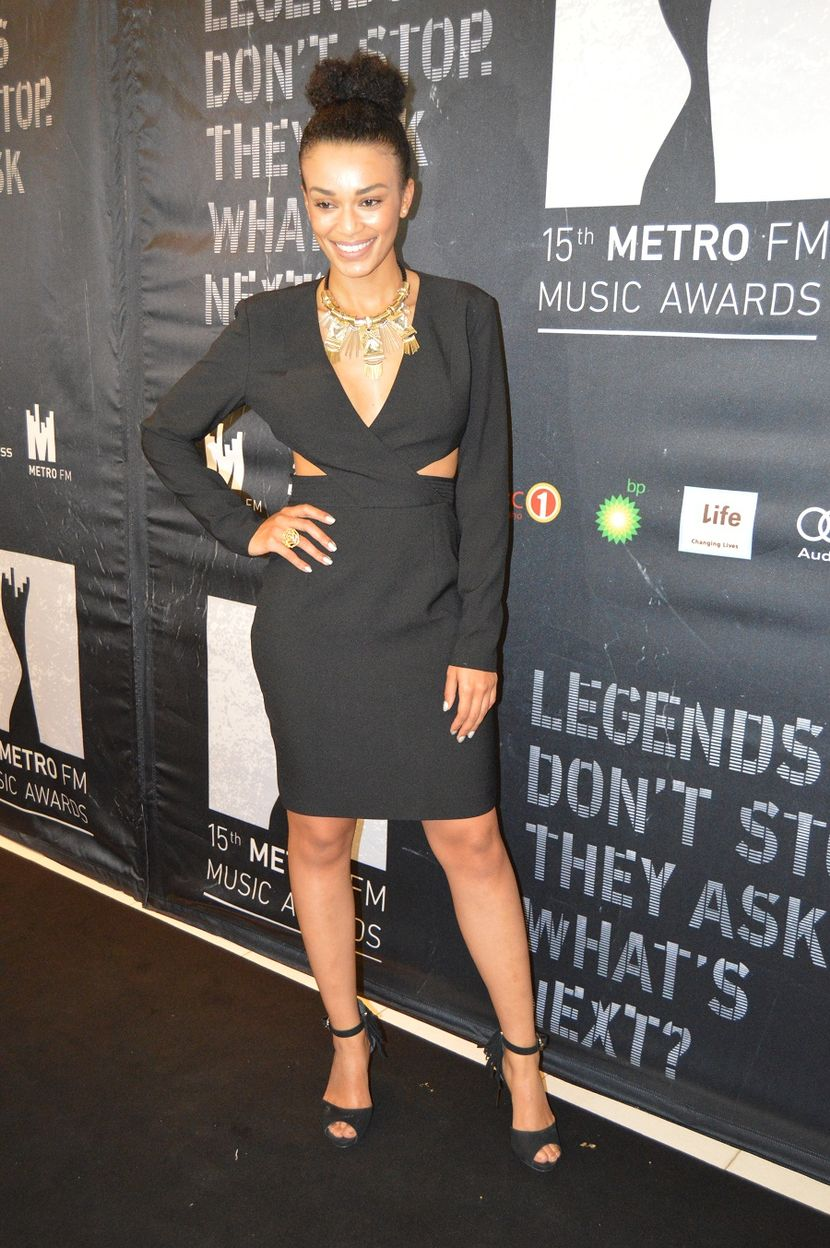 Pearl Thusi thanks Basetsana Khumalo for being her rock and shield in her life