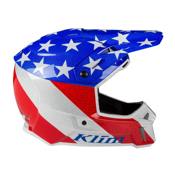 Win a KLiM F3 Patriot Helmet