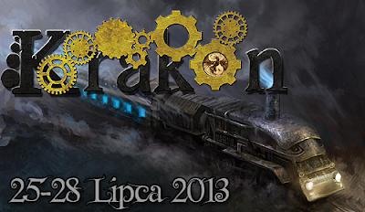 Krakon 2013 - relacja, blog, zdjęcia; Kelevandos