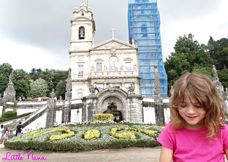Planes con niños Braga Bon Jesus