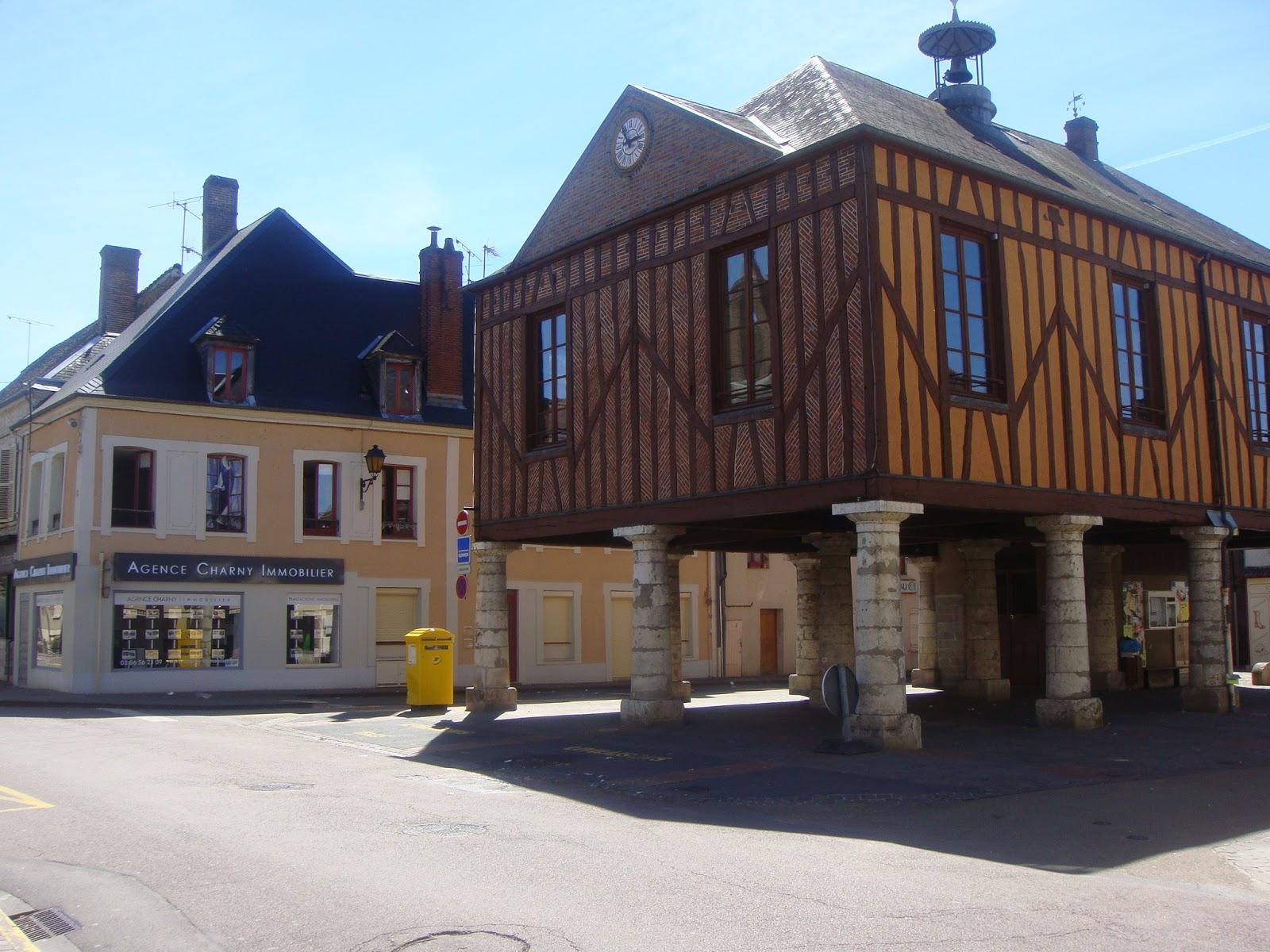 R sidence secondaire 1h30 de paris dans l 39 yonne 89 for Agence immobiliere yonne