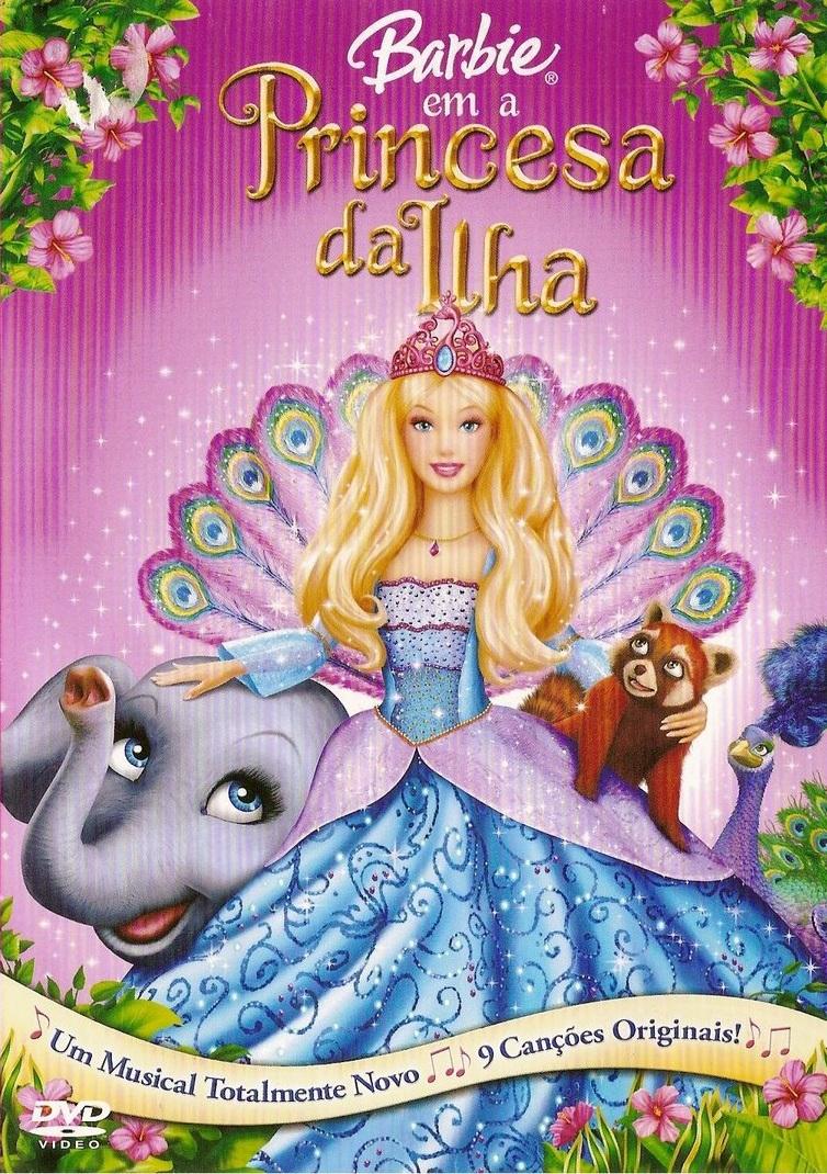 Barbie: A Princesa da Ilha – Dublado (2007)