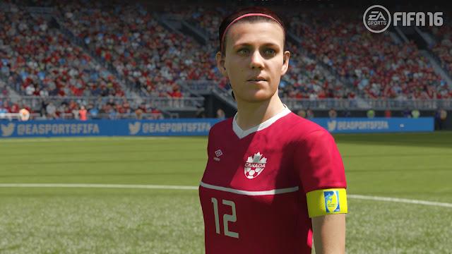Sobre FIFA 16 y las mujeres