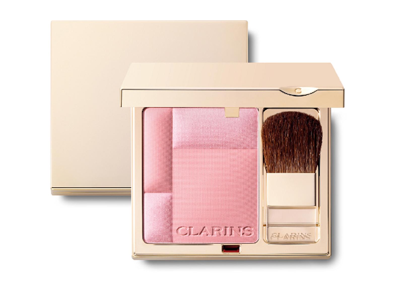 clarins blush