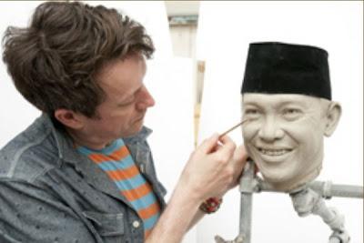 tkp-gila.blogspot.com - 5 Fakta Unik di Balik Patung Lilin Soekarno