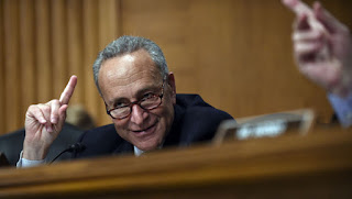 Charles Schumer, US Senate, Excellus, data breach, hackers