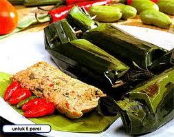 Image Result For Resep Masakan Resep Pepes Tahu Bungkus Daun